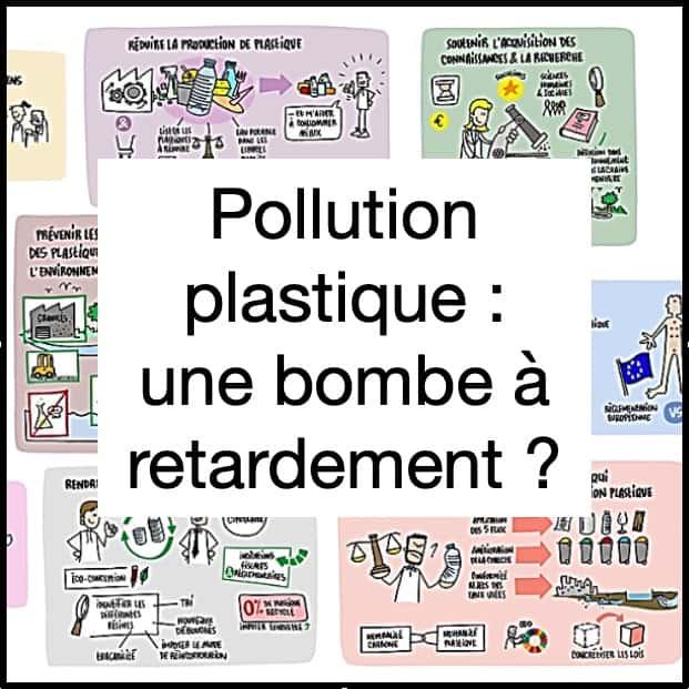 pollution plastique rapport du Sénat français